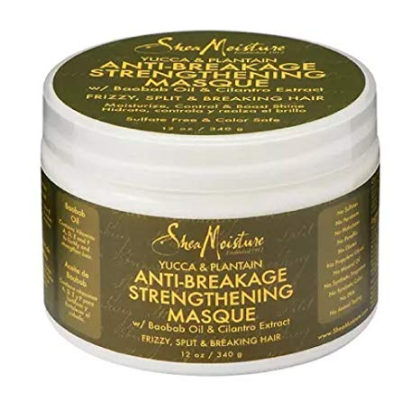 Anti-Breakage - Yucca & Plantain Masque