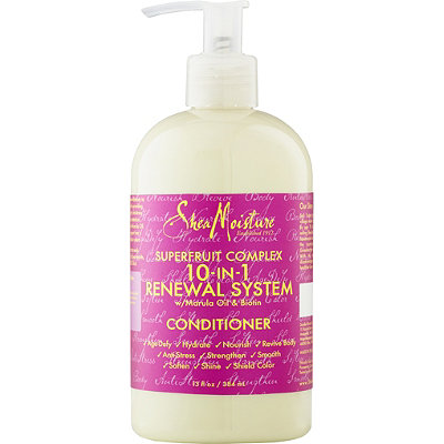 SUPERFRUIT COMPLEX - 10-IN-1 CONDITIONER RENEWAL SYSTEM - SHEA MOISTURE