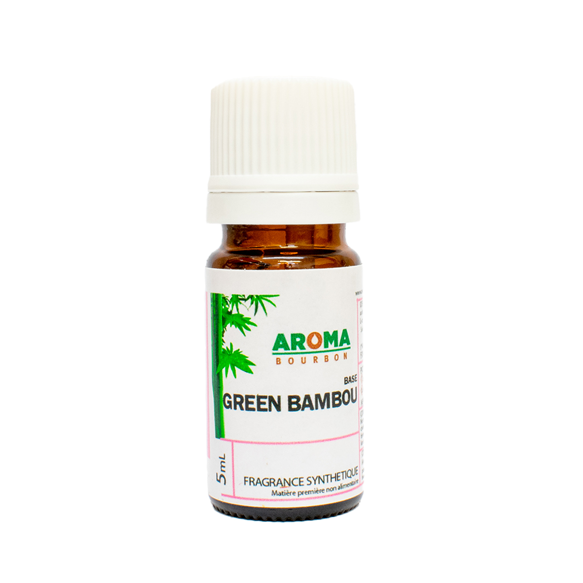 GREEN BAMBOU - FRAGRANCE SYNTHÉTIQUE