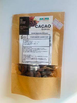 CACAO - FEVES 50G