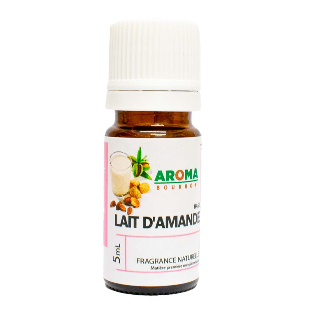 LAIT D'AMANDE - Fragrance naturelle