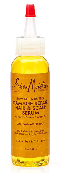 Raw Shea Butter Damage Repair Hair & Scalp Serum