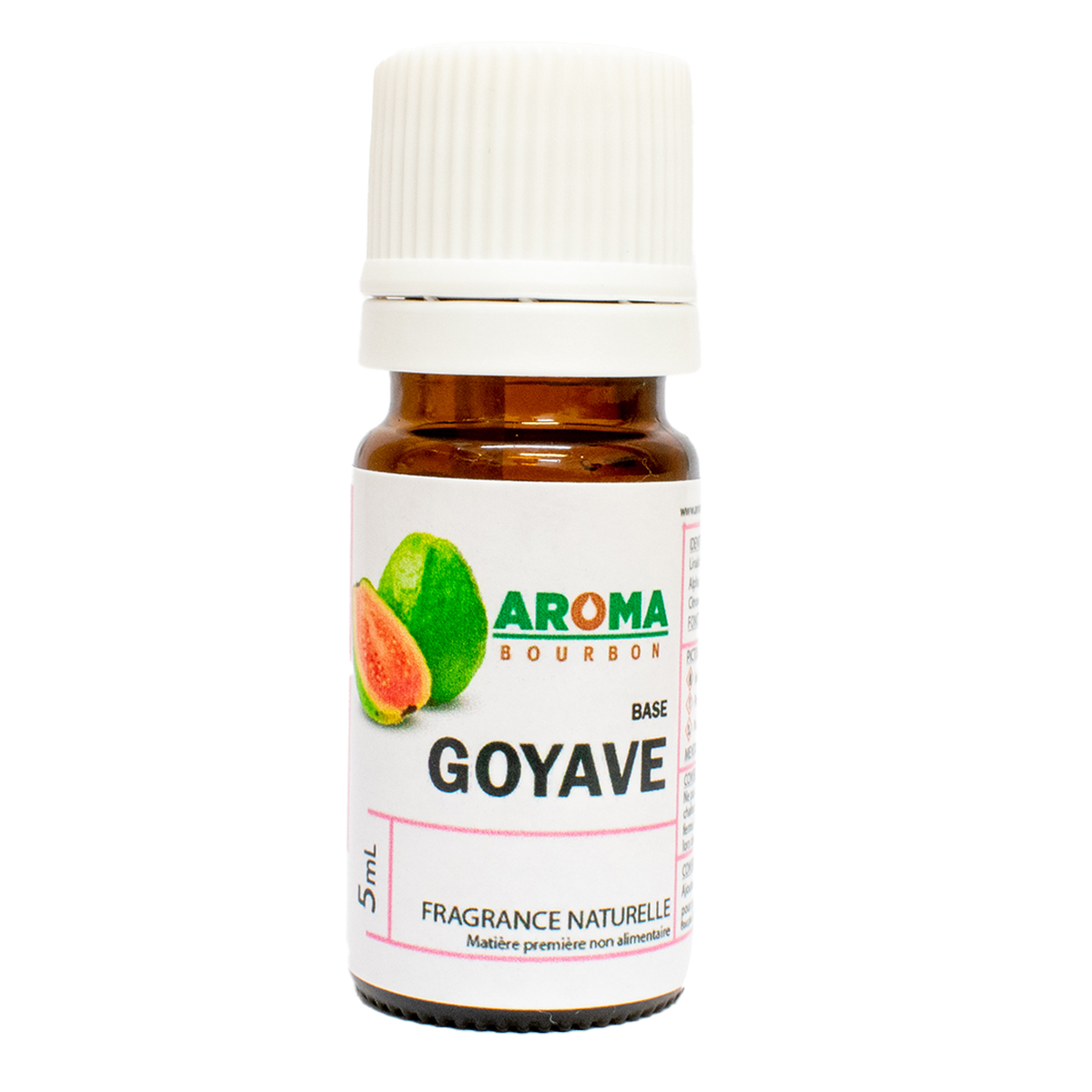 GOYAVE - Fragrance naturelle